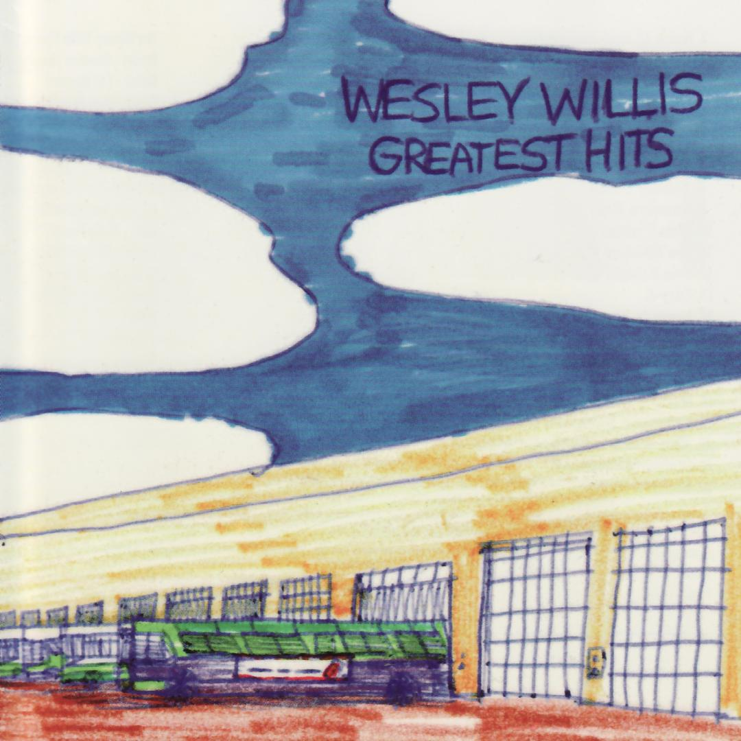 He S Doing Time In Jail With The Wesley Willis Fiasco By Wesley Willis Pandora
