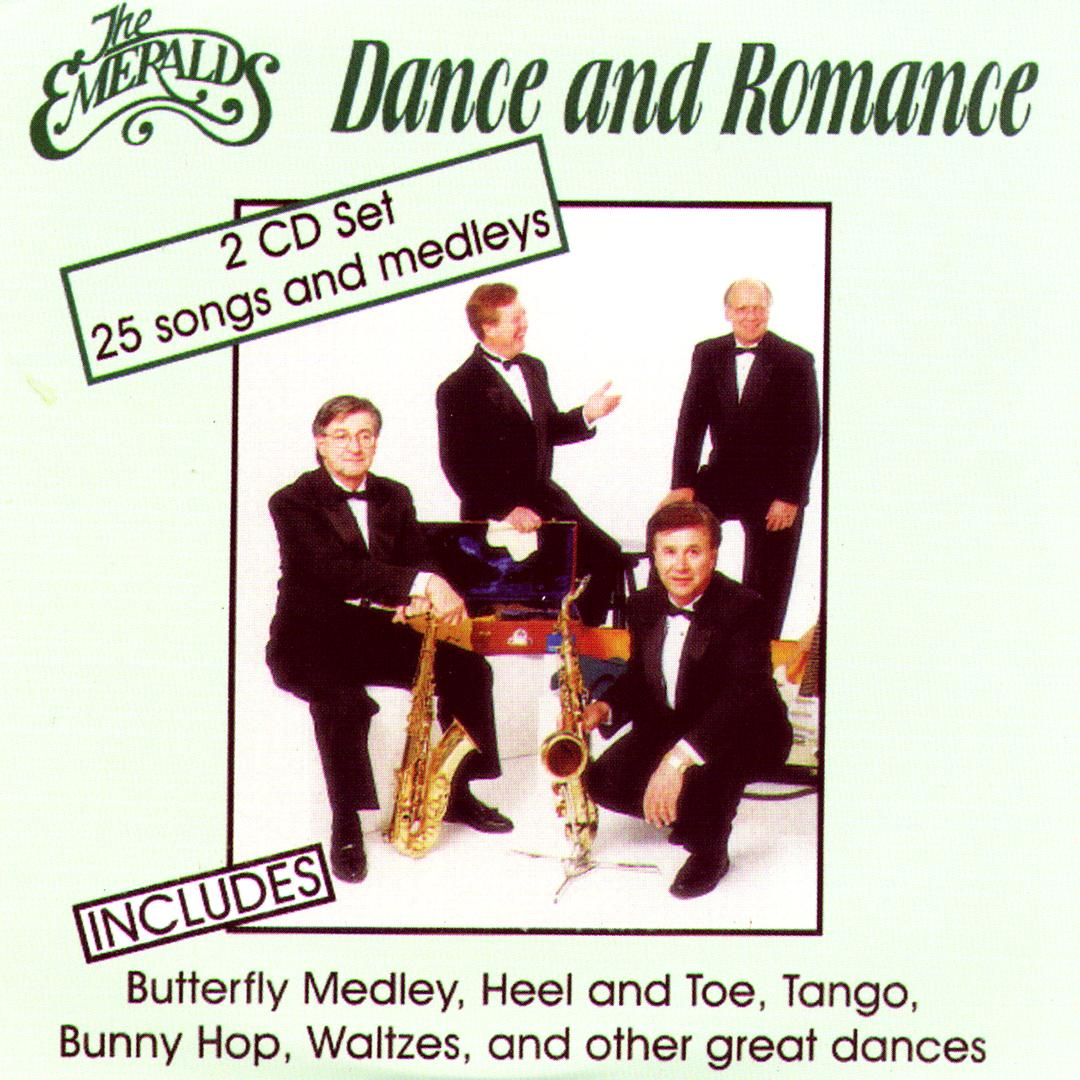 dance and romance by the emeralds polka pandora