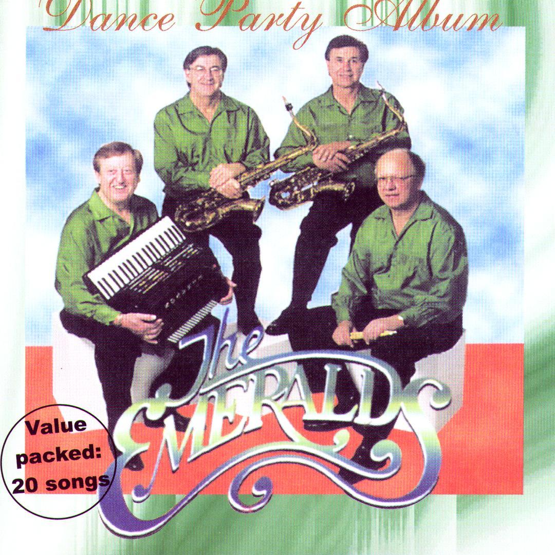 dance party album by the emeralds polka pandora
