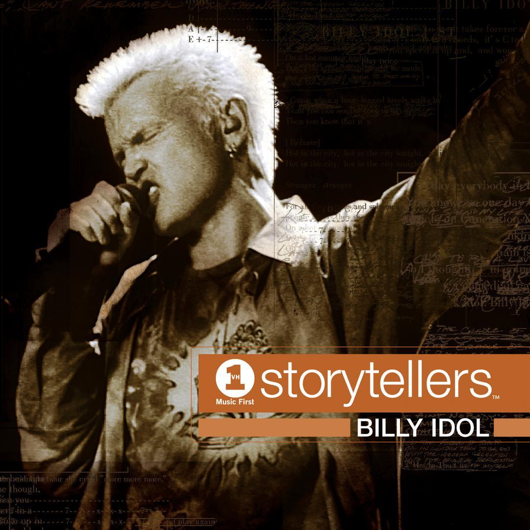 billy idol l a woman