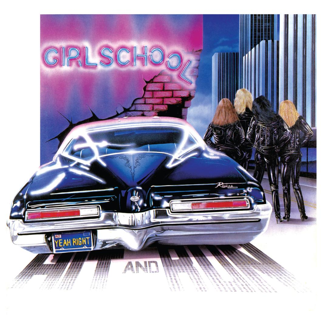6e9117464b8 Hit And Run by Girlschool - Pandora