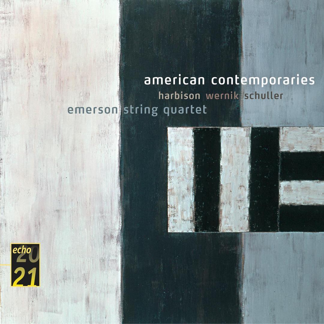 String Quartet No  2: I  Fantasia: Poco Largo by Emerson String
