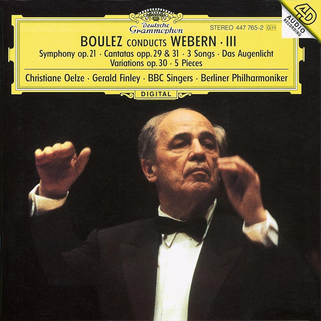 Three Orchestral Songs (1913/14): 3  O sanftes Glühn der Berge by