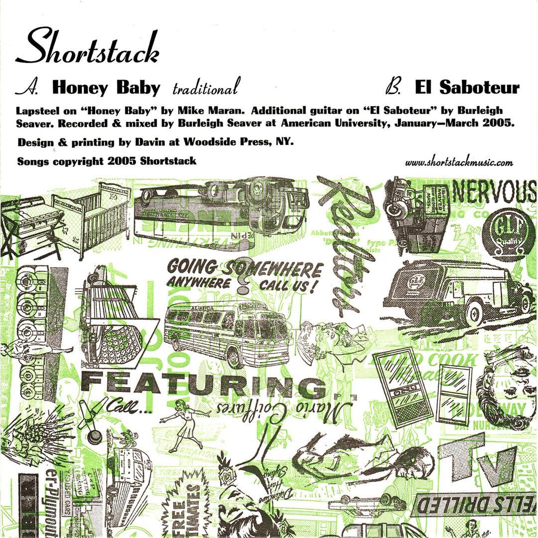 El Saboteur By Shortstack Pandora