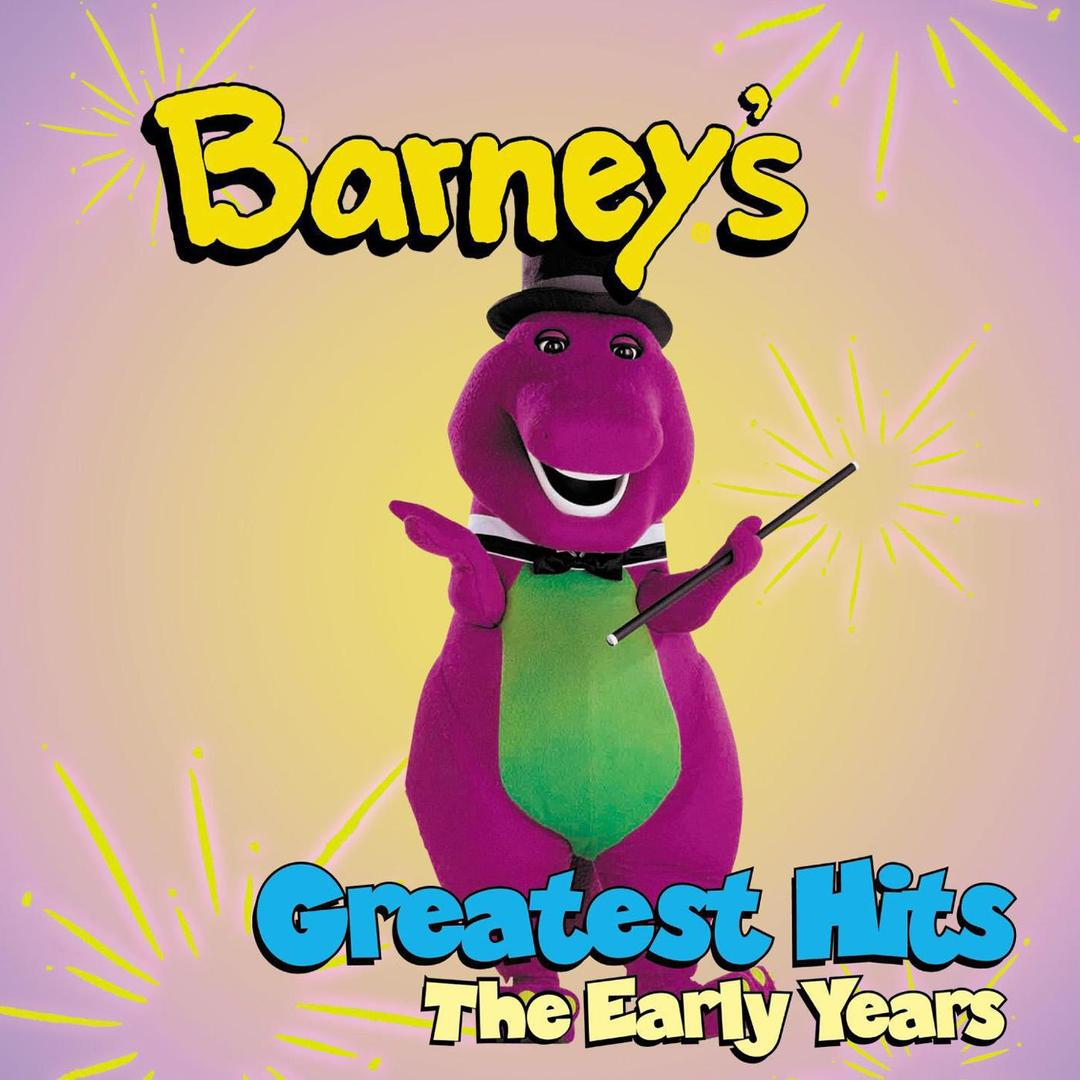 I Love You by Barney (Children's) - Pandora