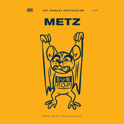 METZ - Pandora