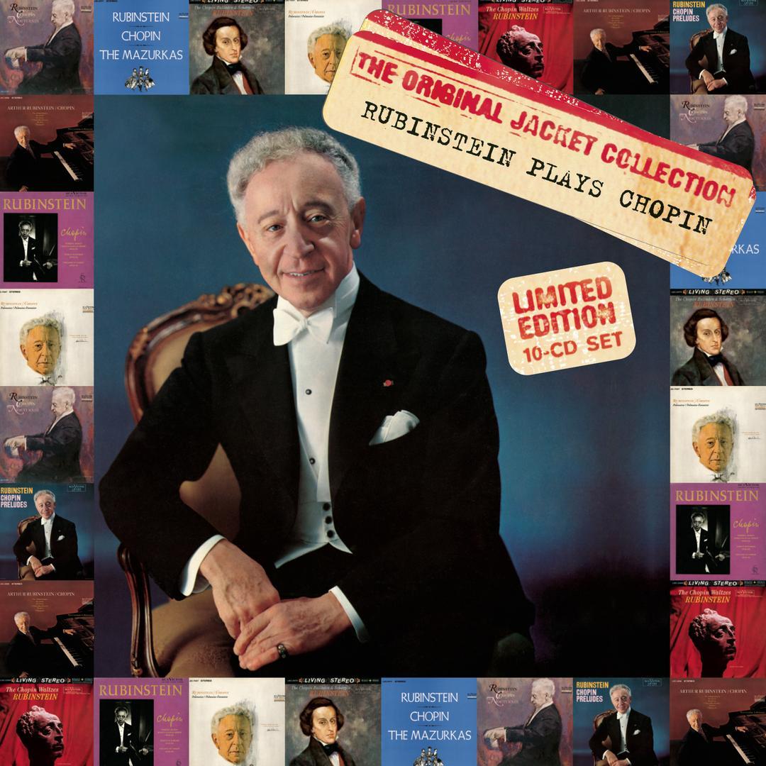 Nocturnes, Op  32: No  1 in B Major by Arthur Rubinstein