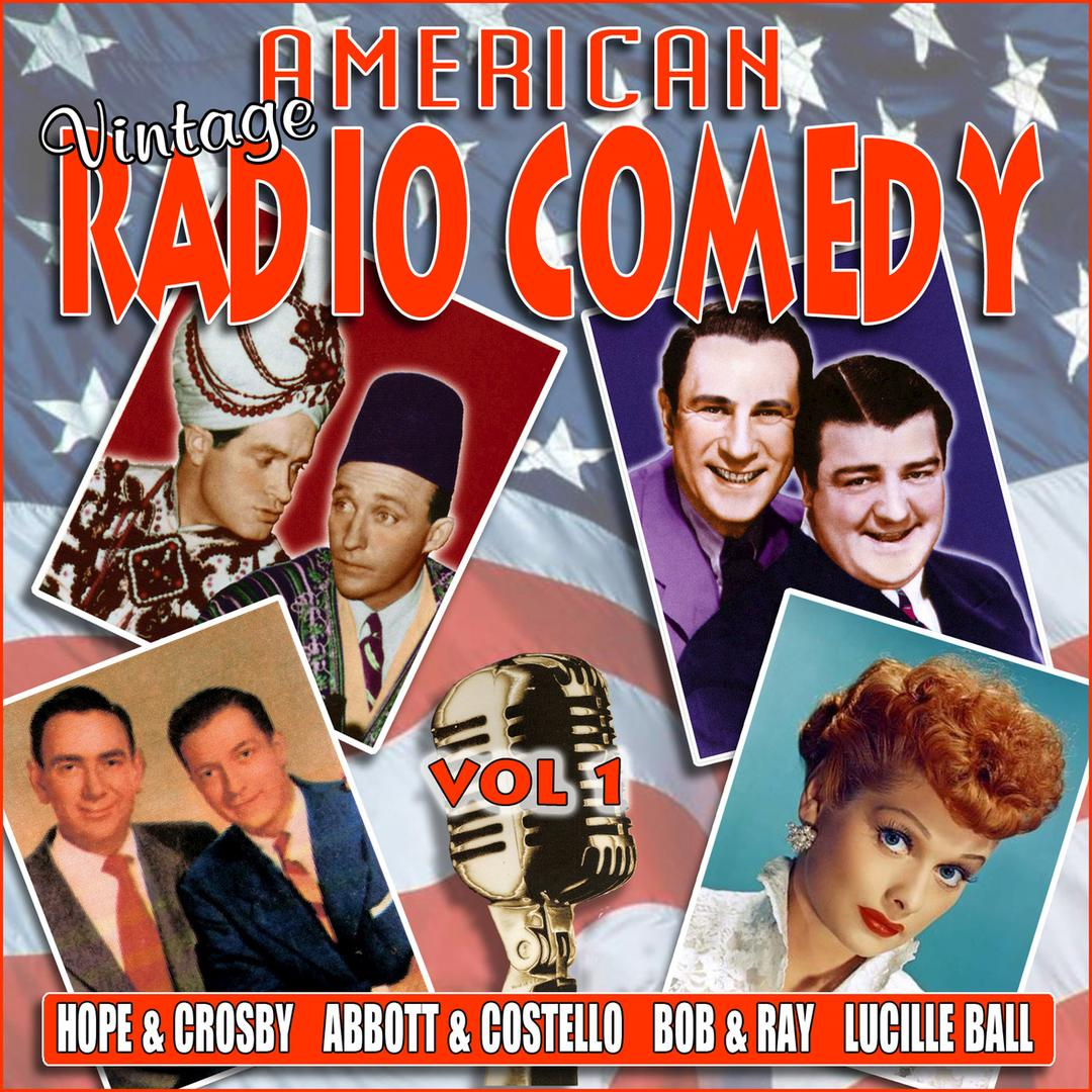 Abbott CostelloFrom The Album American Vintage Radio Comedy Vol 1