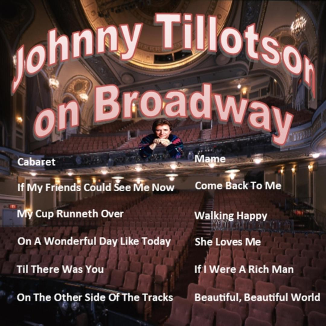 On A Wonderful Day Like Today By Johnny Tillotson