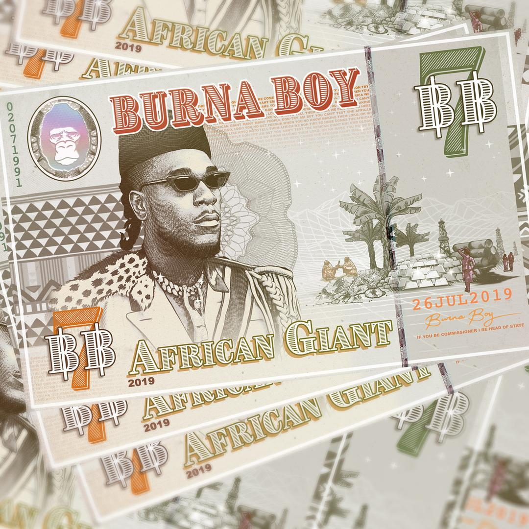 Wetin Man Go Do by Burna Boy - Pandora
