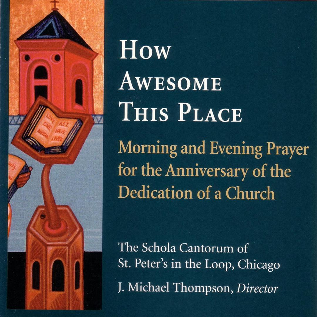 Gospel Canticle: Benedictus by The Schola Cantorum of St  Peter's in