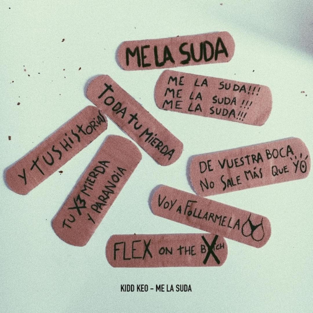 Me La Suda By Kidd Keo Pandora