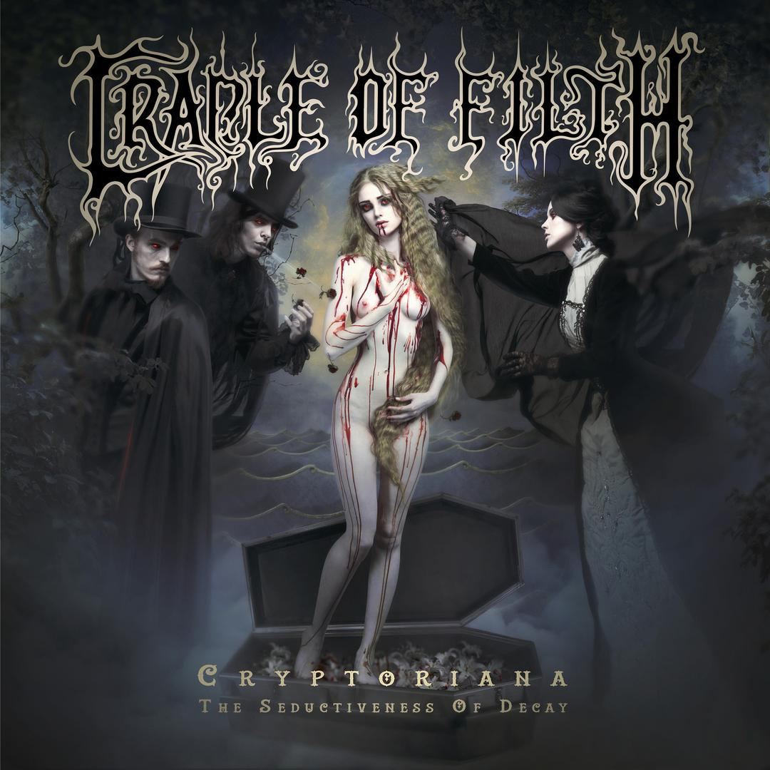 Vengeful Spirit by Cradle Of Filth - Pandora