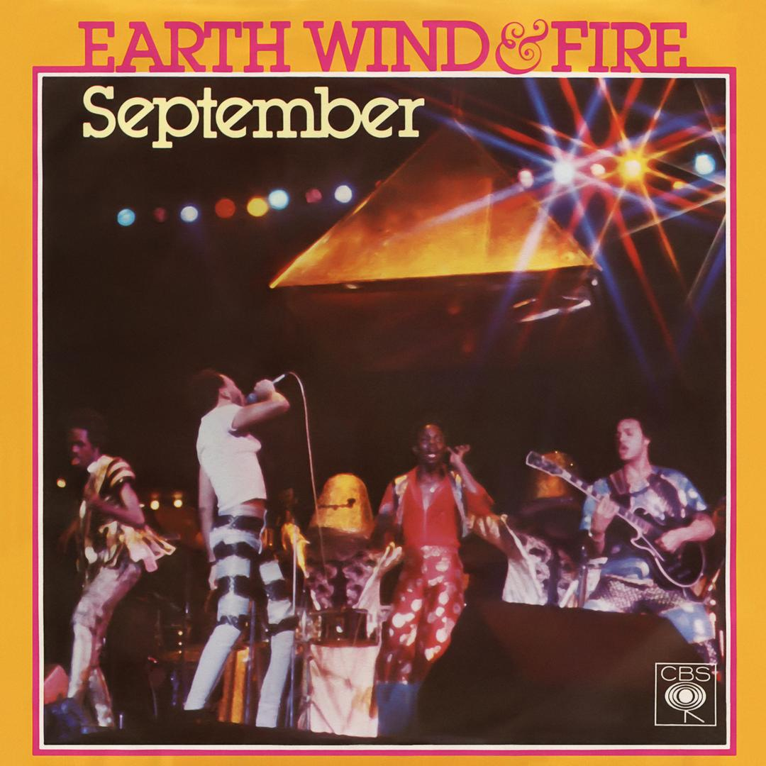 Earth, Wind and Fire: September