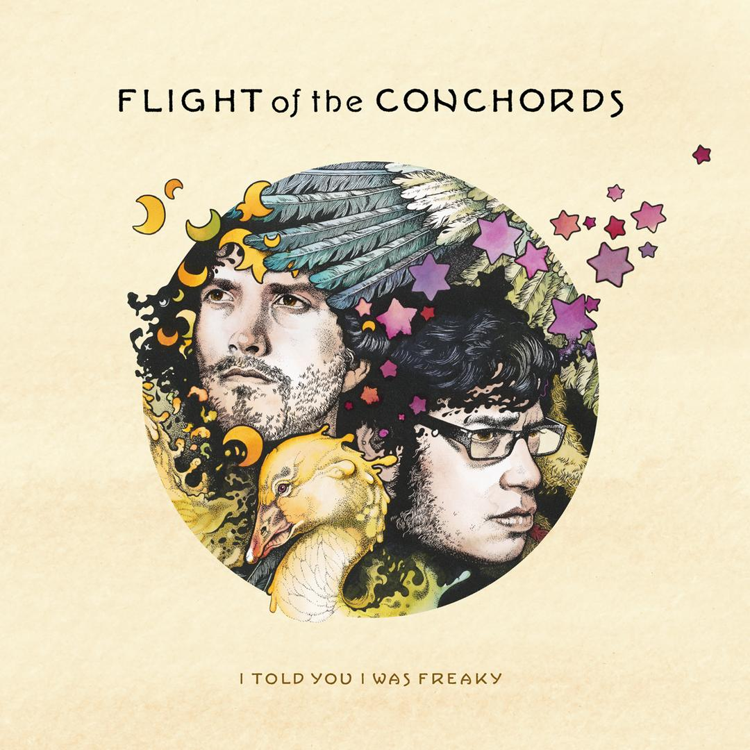 Too Many Dicks (On The Dance Floor) · Flight Of The ConchordsFrom the album  I Told You I Was Freaky