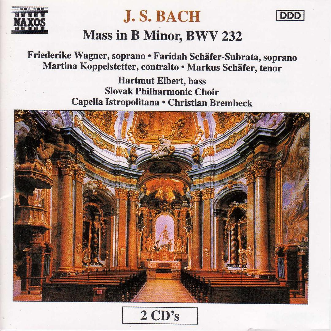 Gloria: Cum Sancto Spiritu · Mass Text & Johann Sebastian BachFrom the  album Bach: Mass in B minor