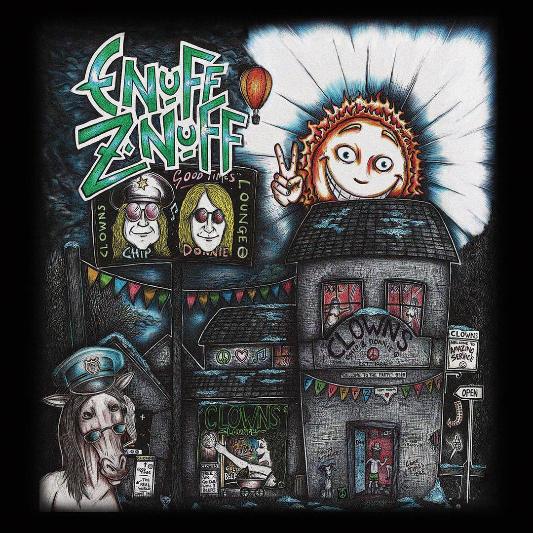 The Devil Of Shakespeare (Feat  Jani Lane & James Young) by Enuff Z