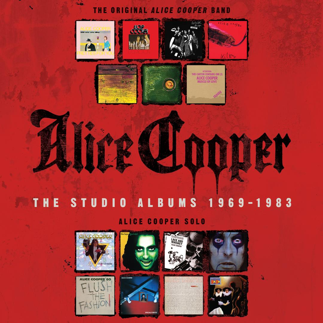 Skeletons In The Closet By Alice Cooper Pandora