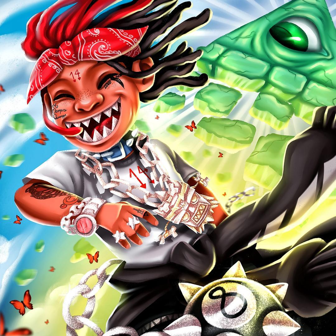 1400 999 Freestyle Feat Juice Wrld By Trippie Redd Pandora
