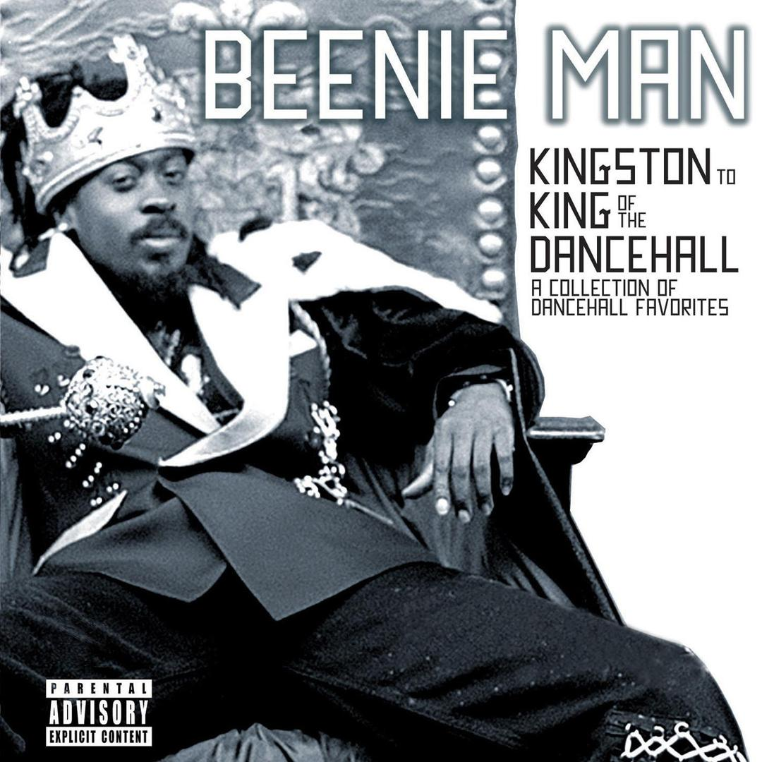 Bookshelf Beenie ManFrom The Album Kingston To King Of Dancehall A Collection Favorites