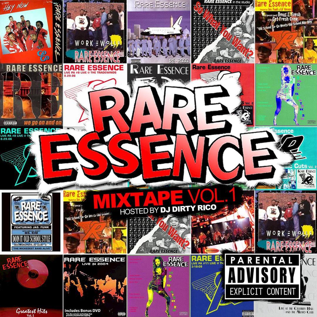 Rar Ee Ssen Ce by Rare Essence - Pandora