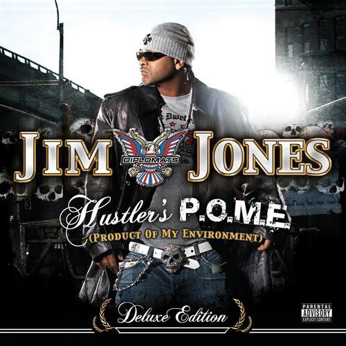 Jim Jones :: Hustler's P.O.M.E. – RapReviews