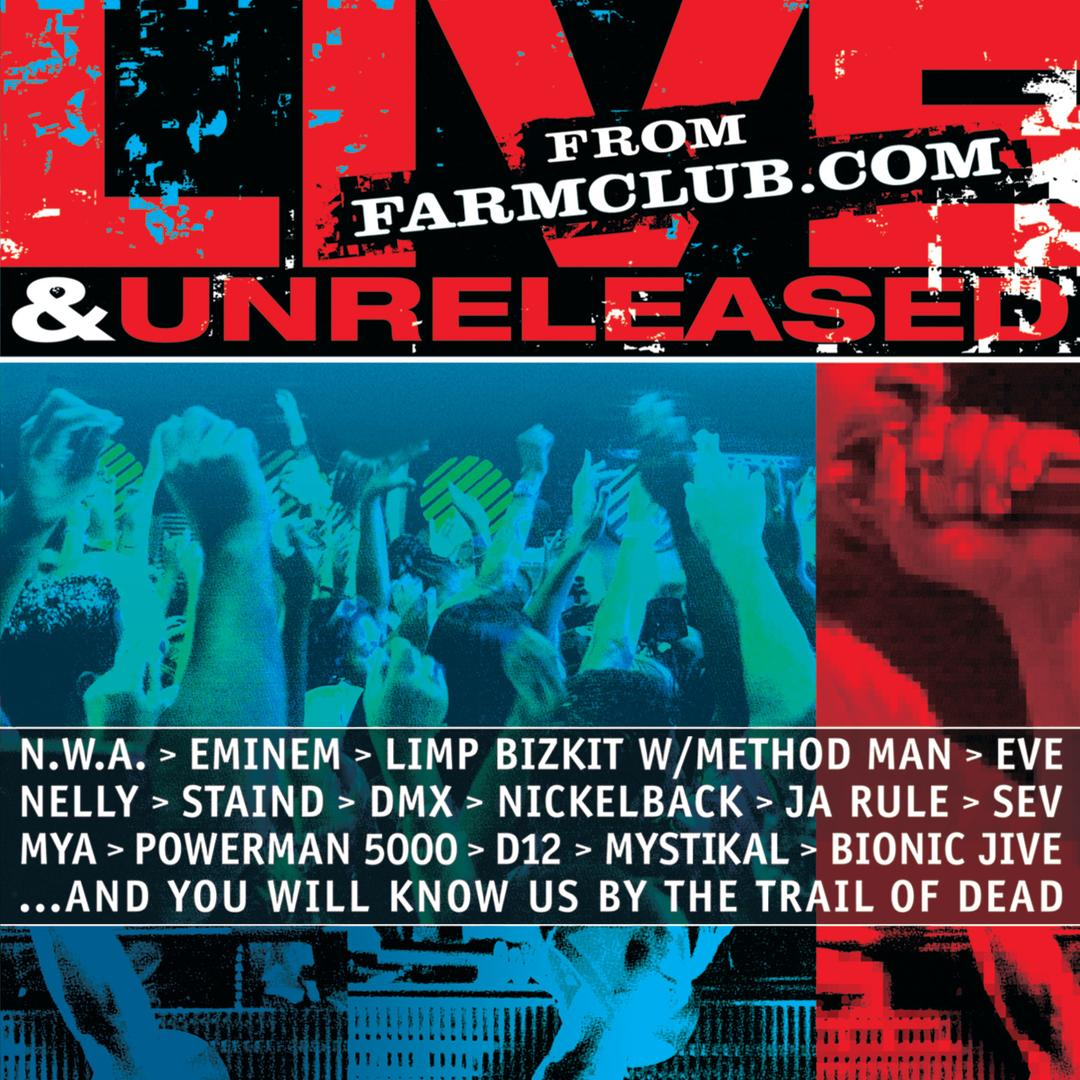 Live & Unreleased From Farmclub com by Various Artists - Pandora