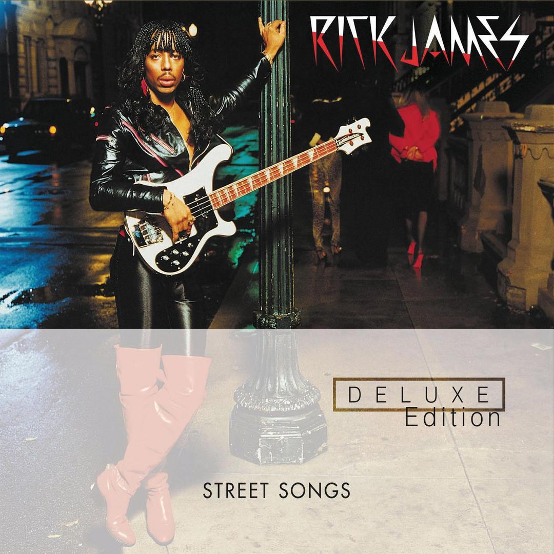 Give It To Me Baby by Rick James - Pandora