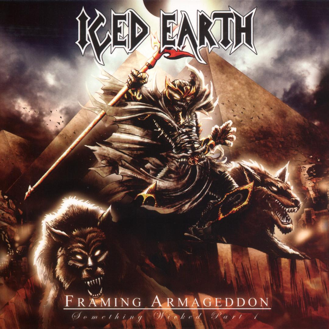 Framing Armageddon by Iced Earth - Pandora