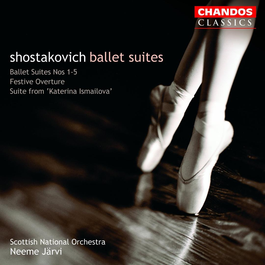 Ballet Suite No  1, For Orchestra (assembled By Atovmyan): I  Lyric