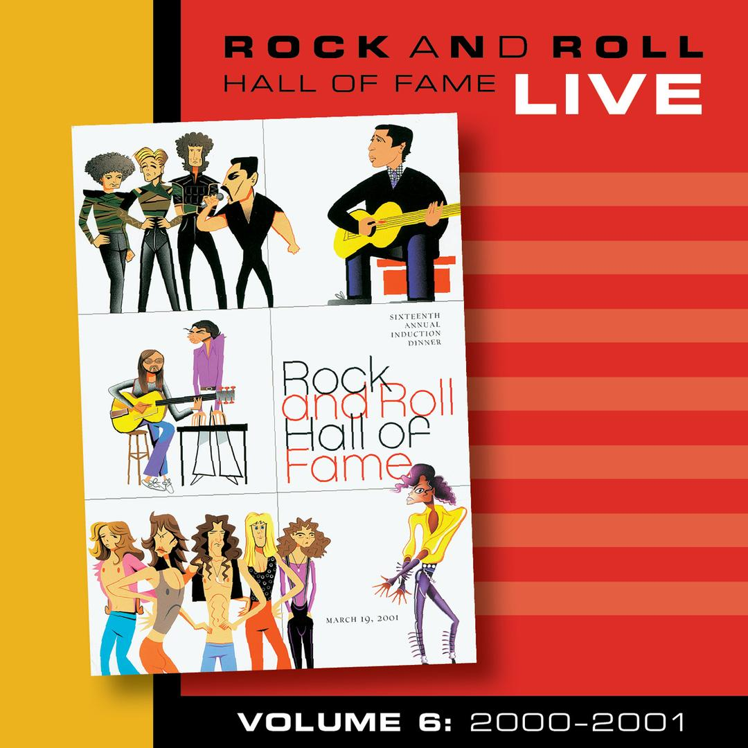 Fire And Rain (Live At The Rock And Roll Hall Of Fame) by