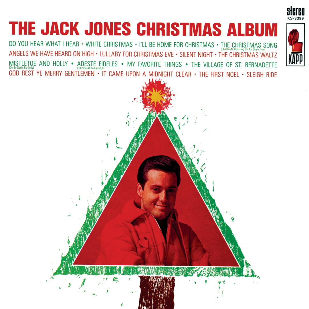 The Christmas Song by Jack Jones (Holiday) - Pandora