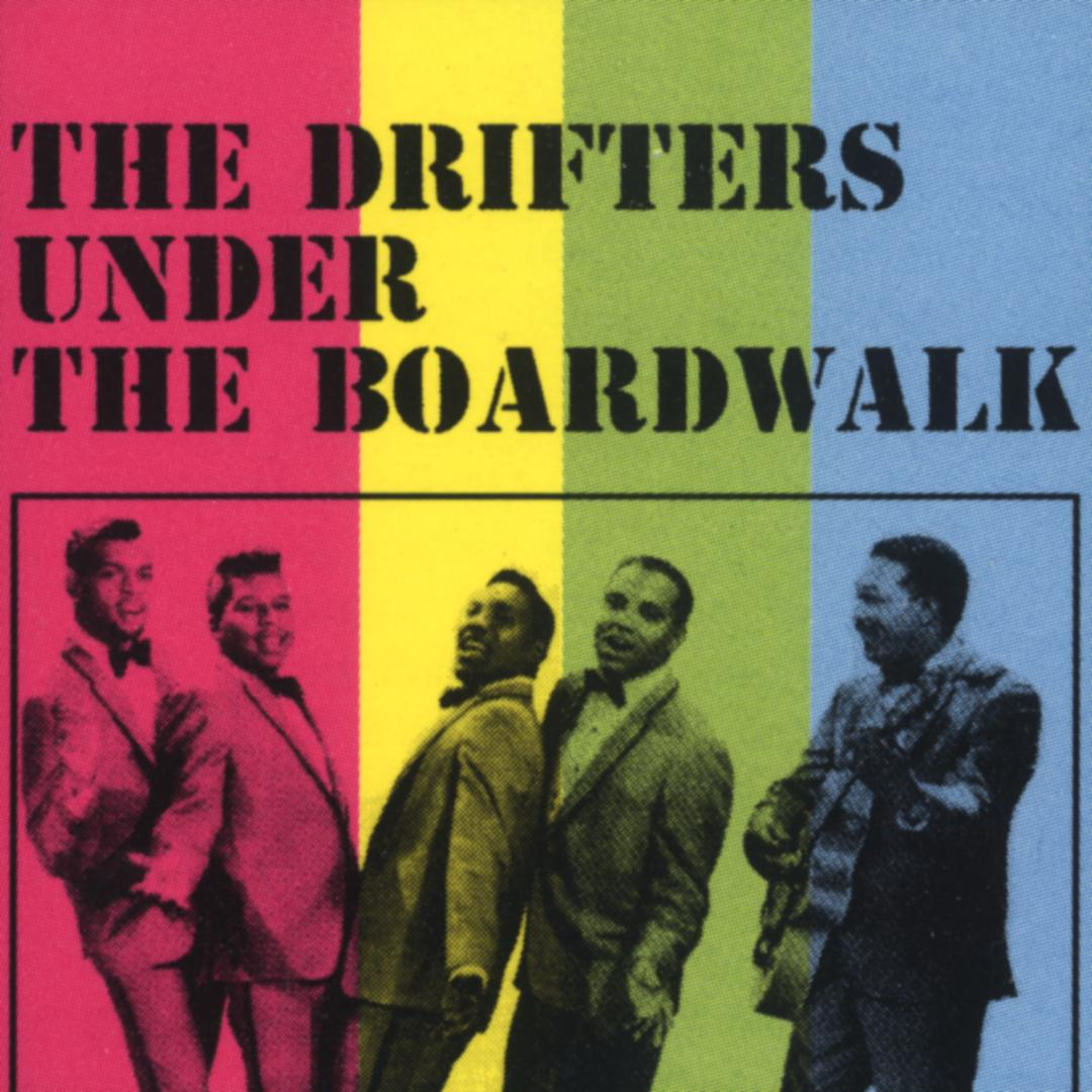 Under The Boardwalk Mono Original Under The Boardwalk Album By