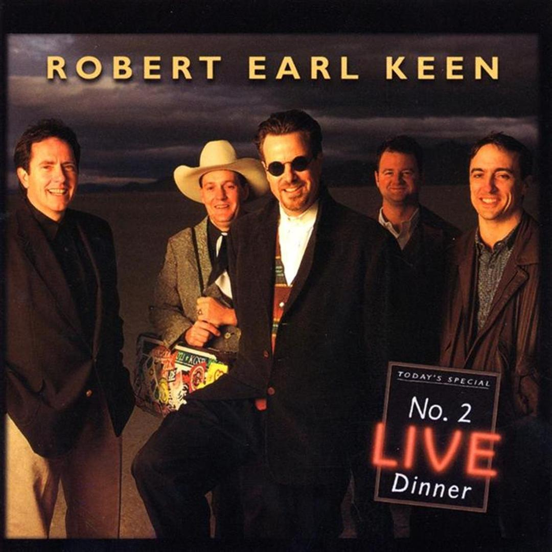 merry christmas from the family live robert earl keenfrom the album 2 live dinner