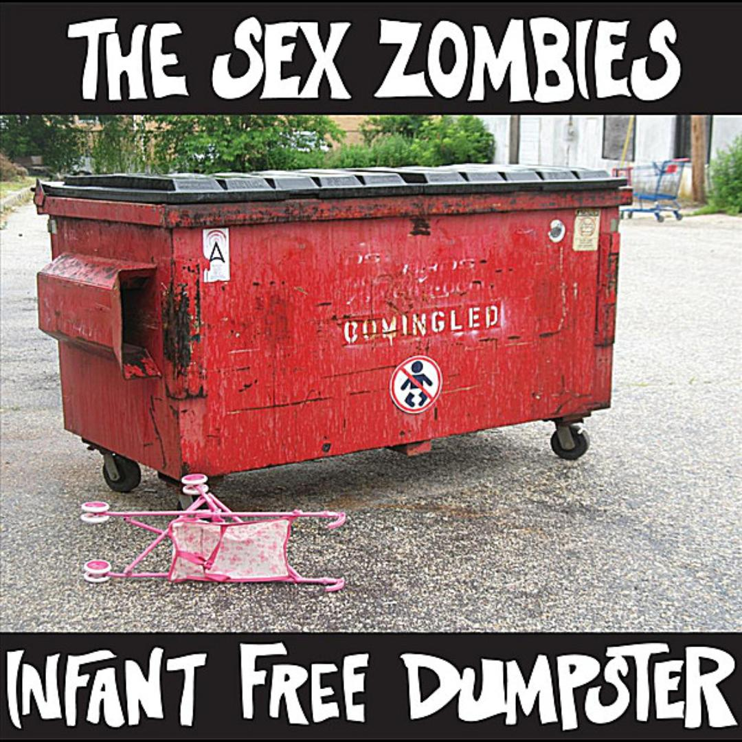 Sex in a dumpster