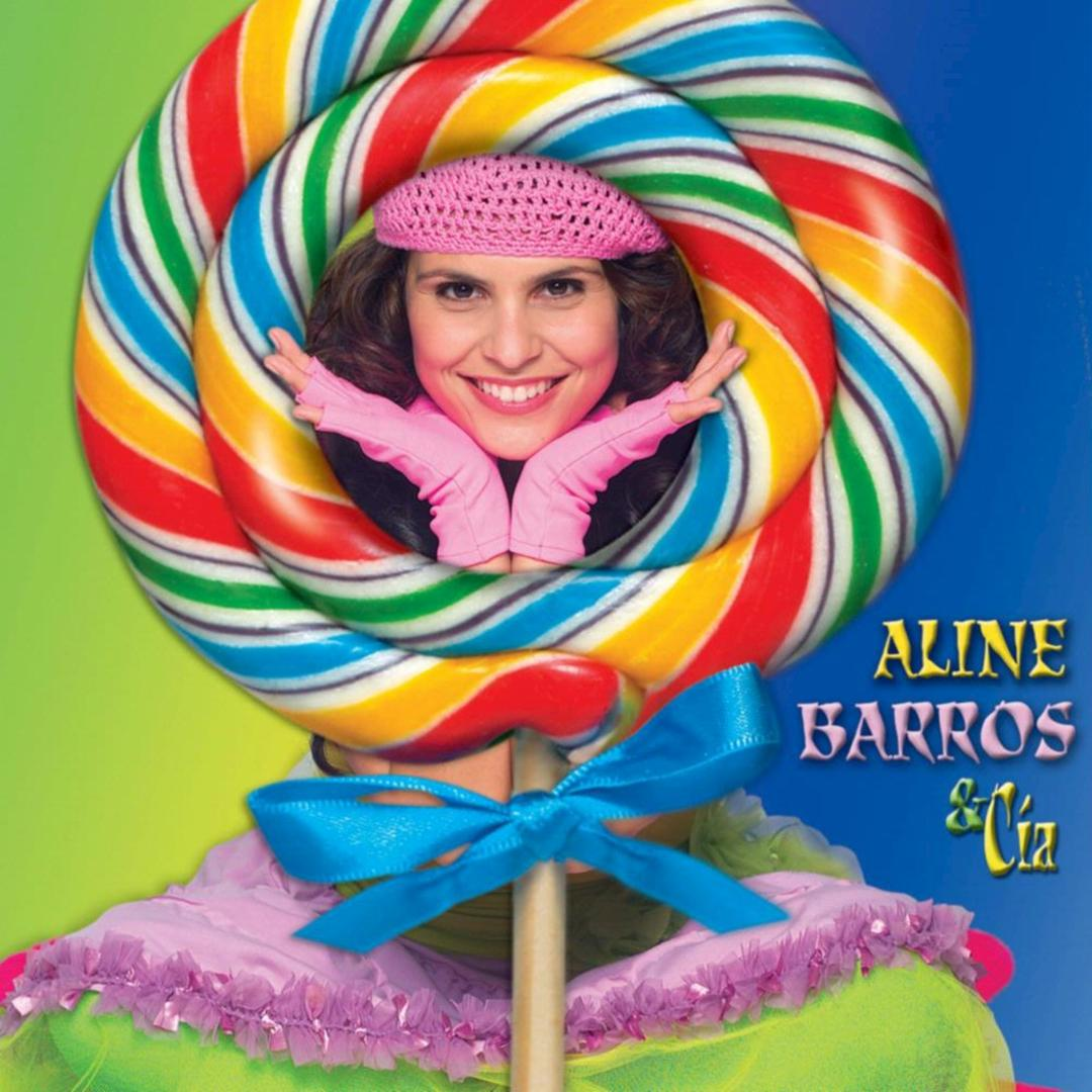 Aline Barros Aline Barros & Cia 2 pula pulaaline barros - pandora