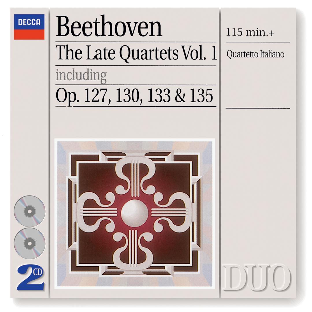 String Quartet No 16 In F Major, Op 135: 4  Der Schwer Gefasste