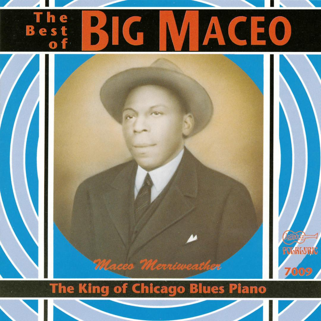 Ramblin'mind Blues by Big Maceo Merriweather - Pandora