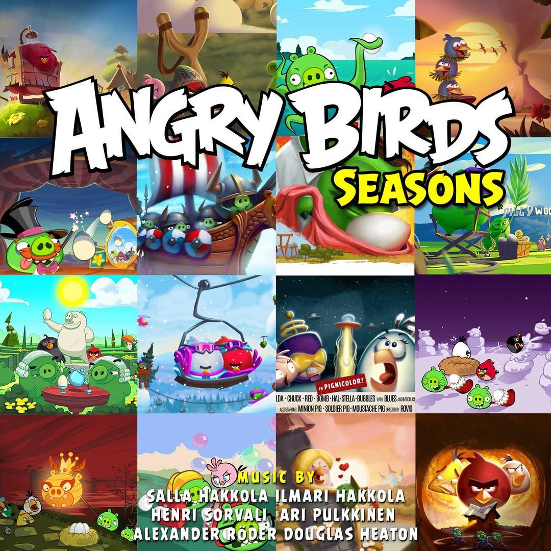 Angry Birds Hammier Things hammier thingsilmari hakkola - pandora