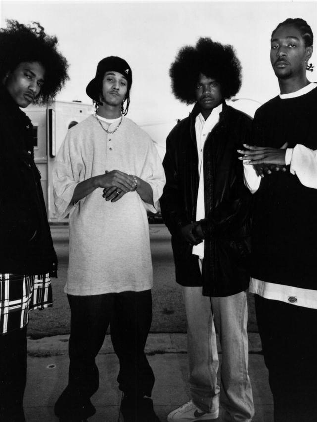4109e4429fb39 Bone Thugs-N-Harmony. 3.5M Listeners38 Albums